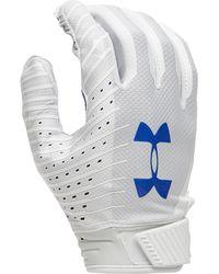 111a5464 Nike Stadium (nfl Giants) Men's Gloves in Blue for Men - Lyst