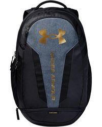Under Armour Hustle Backpack 5.0 - Black