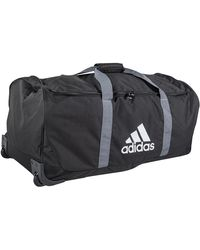 adidas Team Xl Wheel Bag - Black