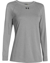 Under Armour - Team Locker Long Sleeve T-shirt - Lyst