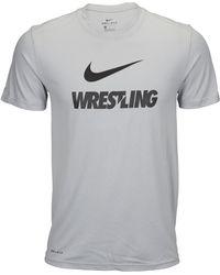 Nike - Dri-fit Training T-shirt - Lyst