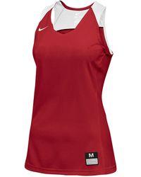 Nike Team Elite Stock Jersey - Red