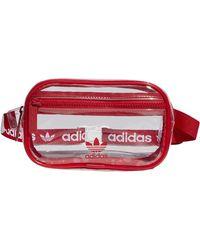 adidas Originals - Clear Waistpack - Lyst