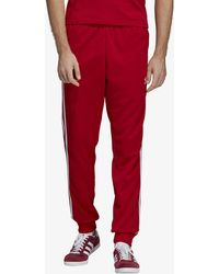 adidas Originals Superstar Track Pants - Red