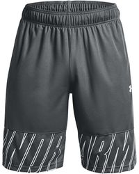 Under Armour Baseline Speed 10shorts - Gray