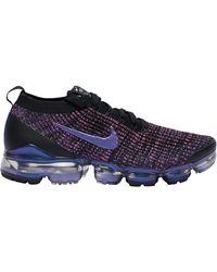 Nike Air Vapormax Flyknit 3 Running Shoes - Blue