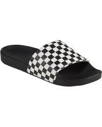 Vans Slide-on Slides - Black