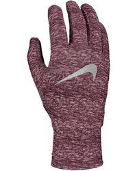 Nike Element Running Gloves - Purple