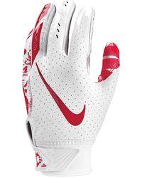 best loved 4612f b03d1 Nike New York Giants 30 Vapor Jet Gloves in Red for Men - Lyst