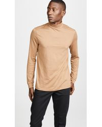 Theory - Funnel Tee - Lyst