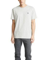 Polo Ralph Lauren Crew T-shirt - Gray