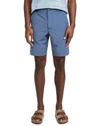 Faherty Brand All Day Shorts - Blue
