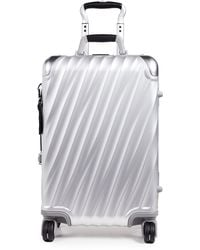Tumi 19 Degree Aluminum Extended Trip Packing Case - Metallic