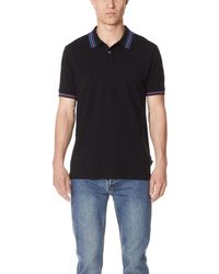 PS by Paul Smith - Tipped Polo Shirt - Lyst