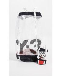 Y-3 - Icon Sack Bag - Lyst
