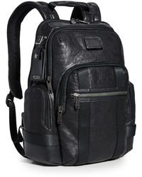 Tumi Alpha Bravo Nathan Backpack - Black