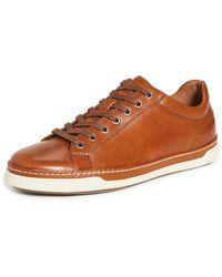 Allen Edmonds Porter Derby Shoes - Brown