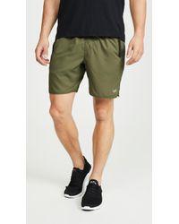 RVCA Yogger Iii Shorts - Green