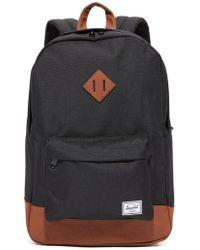 Herschel Supply Co. Heritage Classic Backpack - Black