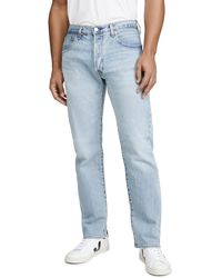 Levi's 501® '93 Straight Denim Jeans - Blue