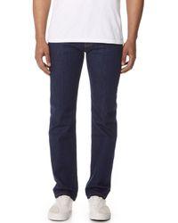 Tom Wood Straight Jeans - Blue
