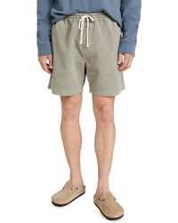 Madewell Cotton Everywear Shorts - Green