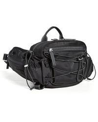 BOSS Meridian Waist Bag - Black