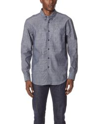 Naked & Famous - Regular Shirt - Lyst