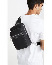 BOSS Meridian Mono Strap Bag - Black