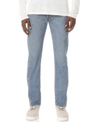 Levi's - 501 Made In The Usa Original Fit Jeans - Lyst