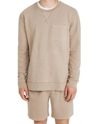 Rails Burke Sweatshirt - Natural