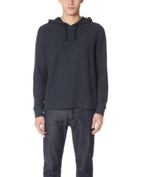 Billy Reid - Striped Pullover - Lyst