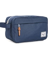 Herschel Supply Co. Chapter X-large Cosmetic Bag - Blue