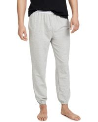 Calvin Klein One Basic Lounge Sweatpants - Grey
