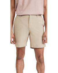 Faherty Belt Loops All-day Shorts - Natural