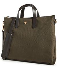 Mismo Briefcase - Brown