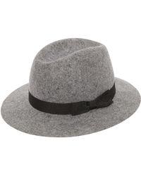 Club Monaco - Felt Hat - Lyst