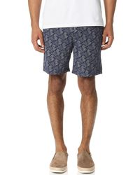 Current/Elliott - Mesa Shorts - Lyst
