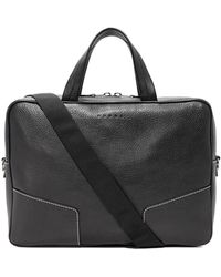 Marni - Leather Briefcase - Lyst