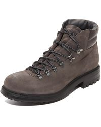 To Boot Karl Alpine Boots - Gray