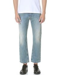 Marc Jacobs - Straight Leg Jeans - Lyst