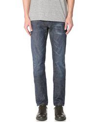 Earnest Sewn - Dean Skinny Jeans - Lyst
