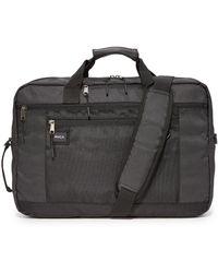 RVCA Omzig Briefcase - Black