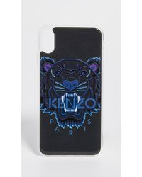 KENZO - Tiger Iphone Xs Max Case - Lyst
