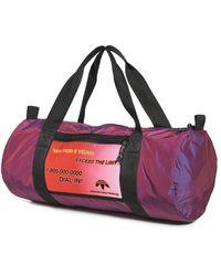 Alexander Wang 2t Duffle Bag - Multicolour