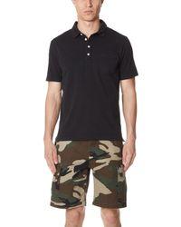 Billy Reid - Pensacola Polo Shirt - Lyst