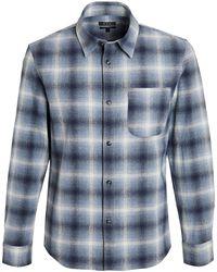 A.P.C. Surchemise Trek Shirt - Blue