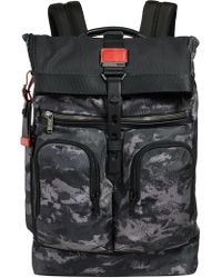 Tumi - London Roll Top Backpack - Lyst