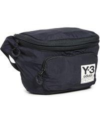 Y-3 Packable Backpack - Black