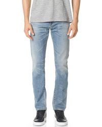 Citizens of Humanity Core Slim Straight Jeans - Blue